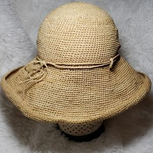 Helen Kaminski hat, 100% Rafia